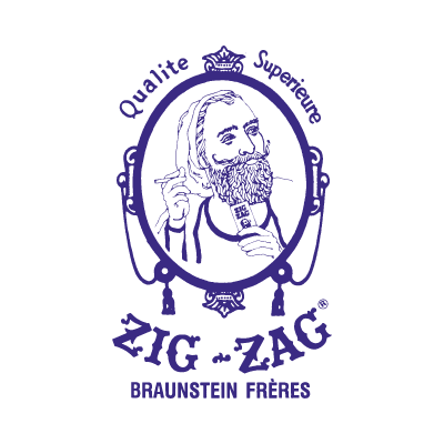 Zig-Zag vector logo