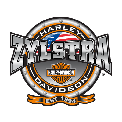 Zylstra Harley-Davidson logo