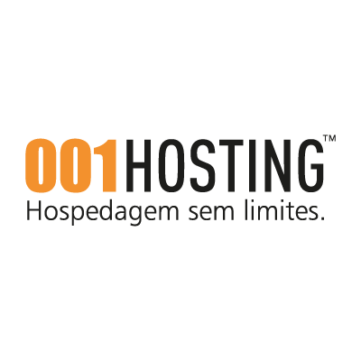 001 Hosting vector logo