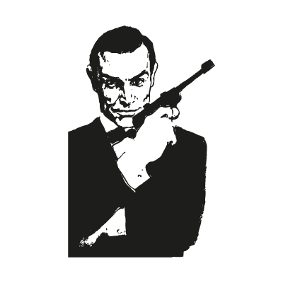 007 James Bond (.EPS) vector logo