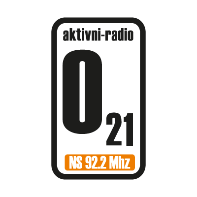 021 Radio vector logo