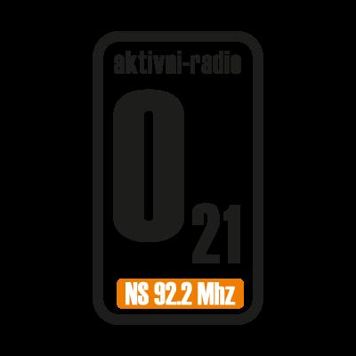 021 Radio logo