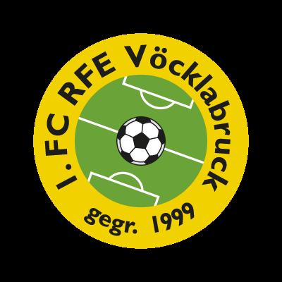 1. FC RFE Voecklabruck vector logo