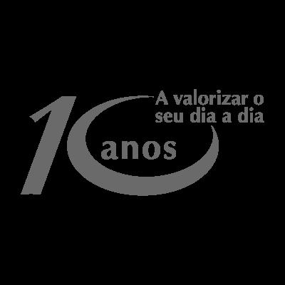10 Anos logo