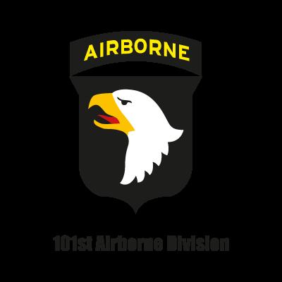 101st Airborne Division vector logo