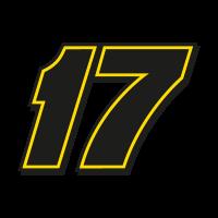 17 Matt Kenseth vector logo free