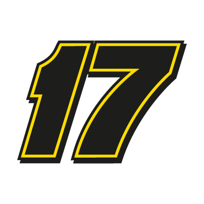 17 Matt Kenseth vector logo