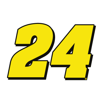24 Hendrick Motorsports logo