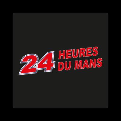24 Heures Du Mans vector logo