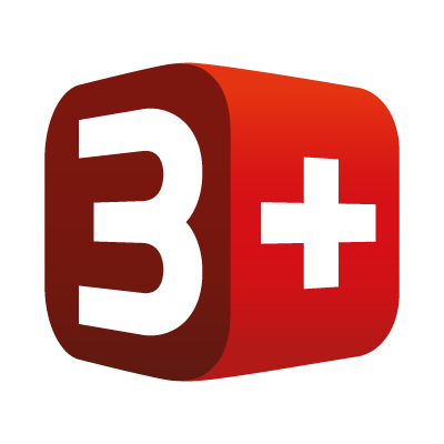 3 Plus TV Network AG logo