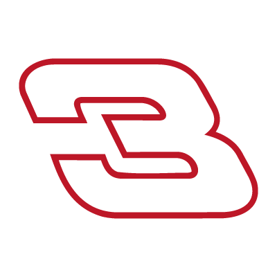 3 Richard Childress Racing vector logo