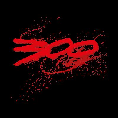 300 Frank Miller vector logo