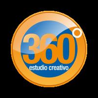 360 GRADOS vector logo free download
