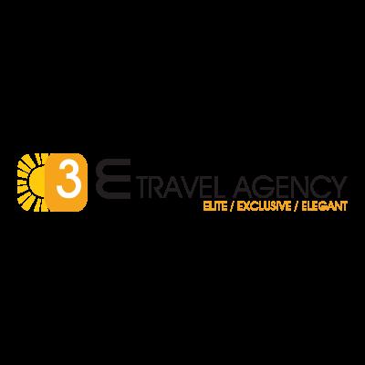3E Travel Agency logo