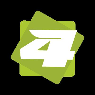 404 Creative Studios vector logo