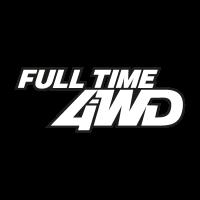 4WD FullTime vector logo free