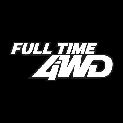 4WD FullTime vector logo