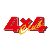 4×4 Club vector logo free