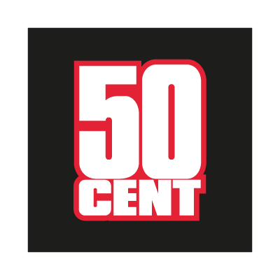 50Cent vector logo
