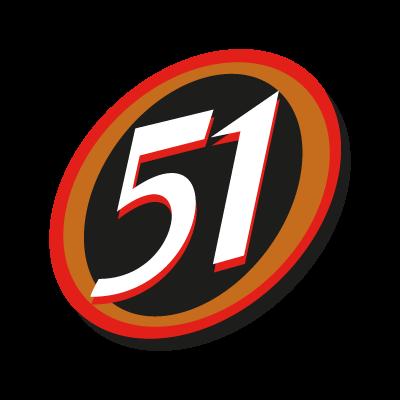 51 vector logo