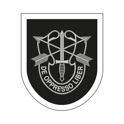 5th Special Forces Group vector logo