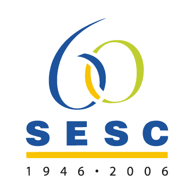 60 ANOS DO SESC logo