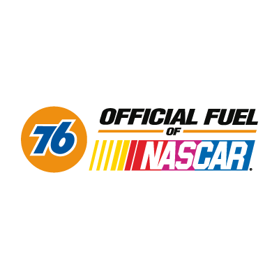 76 Official Fuel of NASCAR logo