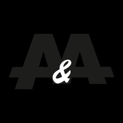A & A vector logo