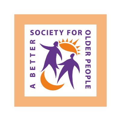A Better Society For Older People vector logo