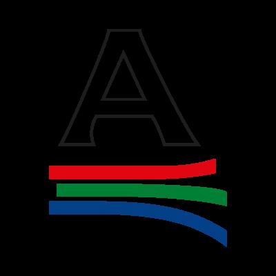 A Color logo