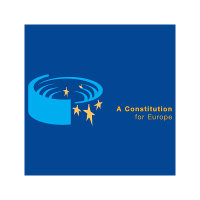 A Constitution for Europe vector logo