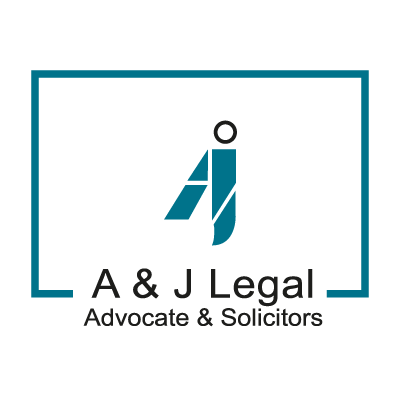 A & J Legal (.EPS) vector logo