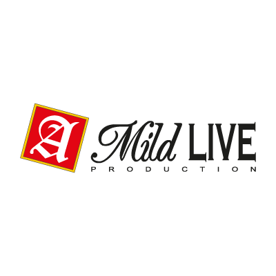 A Mild Live Production logo vector - Logo A Mild Live Production download