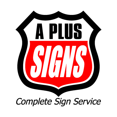 A Plus Signs vector logo