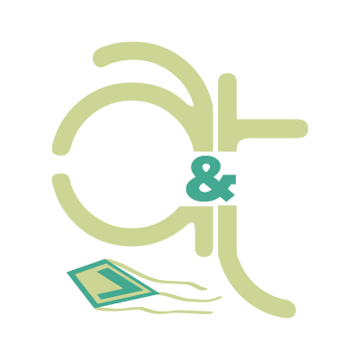 A&t vector logo