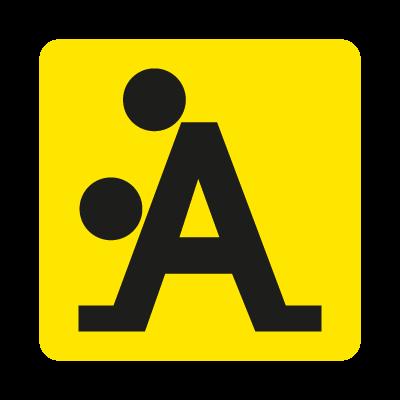 A vector logo