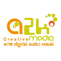 A2k creative media vector logo download free