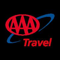 AAA Travel logo vector