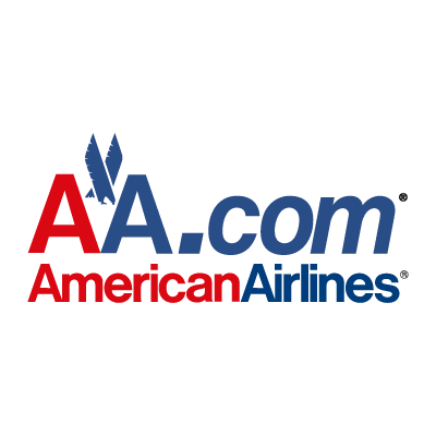 AA.com American Airlines vector logo