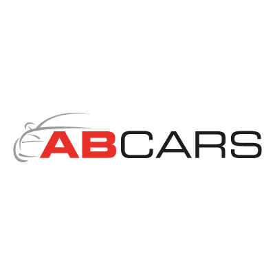 AB Cars vector logo