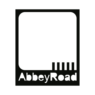 Abbey Road Studios-white vector logo
