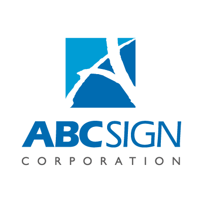 ABC Sign Corporation vector logo
