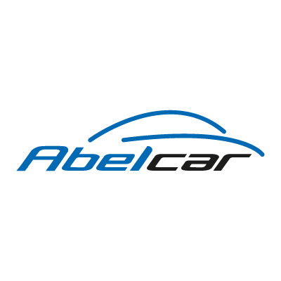 Abel Car vector logo