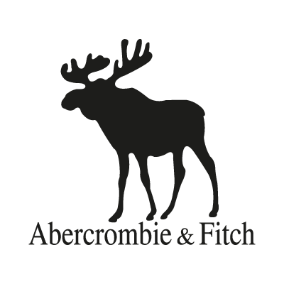 Abercrombie and Fitch Black vector logo
