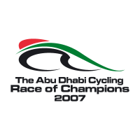 Abu Dhabi Cycling Race of Champions vector logo