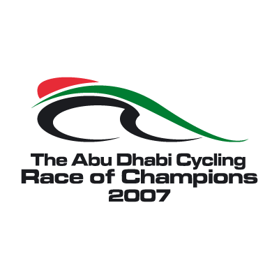 Abu Dhabi Cycling Race of Champions vector logo