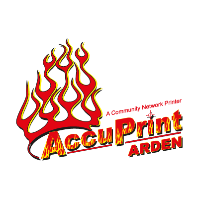 Accuprint - Arden vector logo