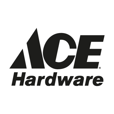 ACE Hardware Black vector logo