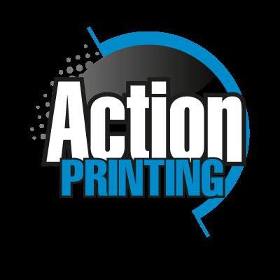 Action Printing logo