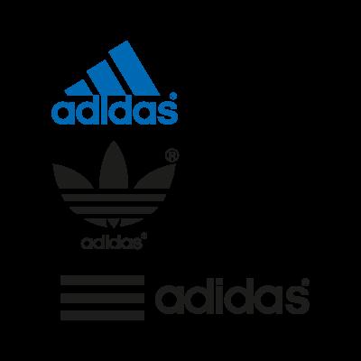Adidas 3 vector logo